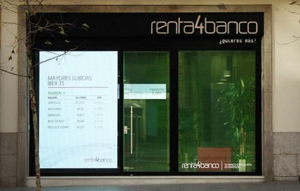 Sucursal de Renta 4 Banco.