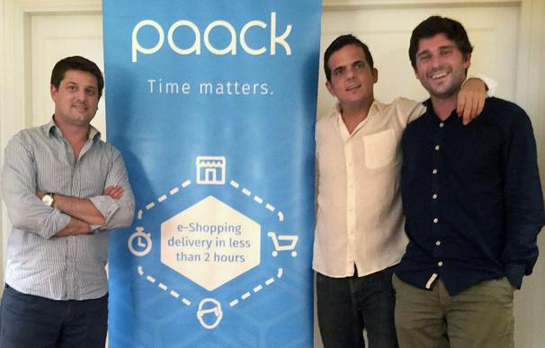 Cofundadores Paack