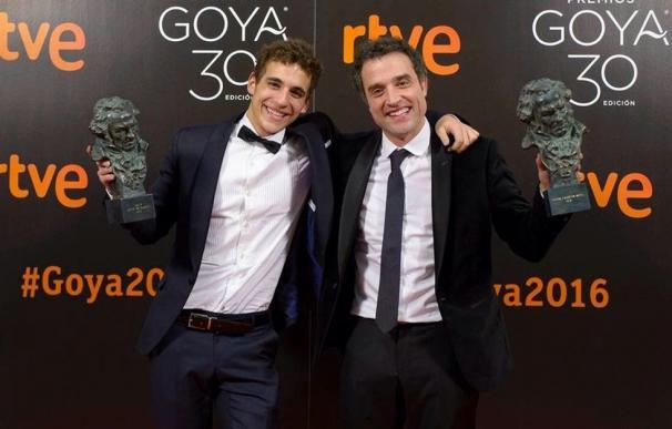 Daniel Guzmán y Miguel Herrán