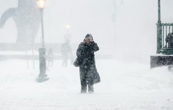 Una ola de frío polar en EEUU congela todo el país y deja 16 muertos