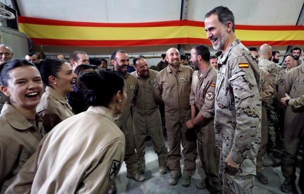 Rey en Irak