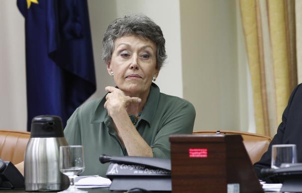 Rosa María Mateo, administradora única de RTVE.
