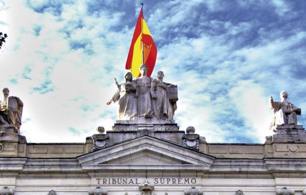 Fachada del Tribunal Supremo (Wikimedia commons)