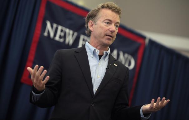 Fotografía del senador de Estados Unidos Rand Paul.