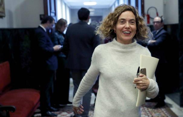 La ministra de Política Territorial y Función Pública, Meritxell Batet