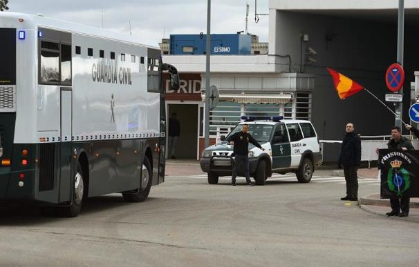 Guardia Civil presos procés, Alcalá Meco