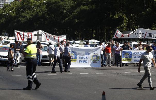Guerra del Taxi