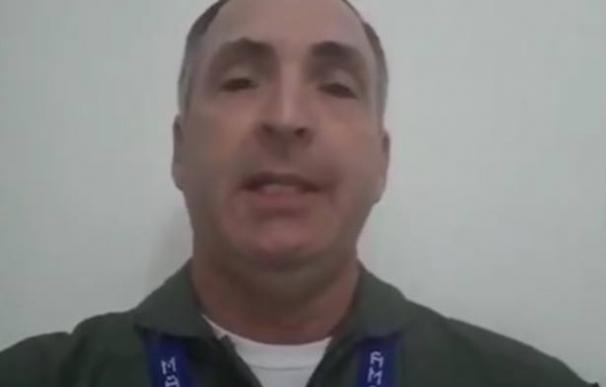 El general de división venezolano Francisco Estéban Yánez Rodríguez