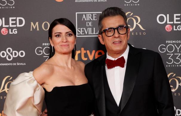 Silvia Abril y Buenafuente serán los presentadores de los Premios Goya 2019.
