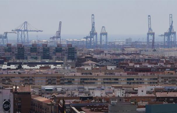 El personal laboral de Puertos del Estado, unos 4.500 empleados públicos, también está afectado (EFE)