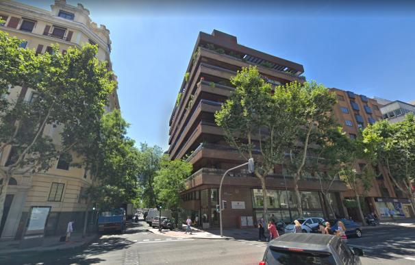 Piso en subasta en el barrio de Chamberí, Madrid