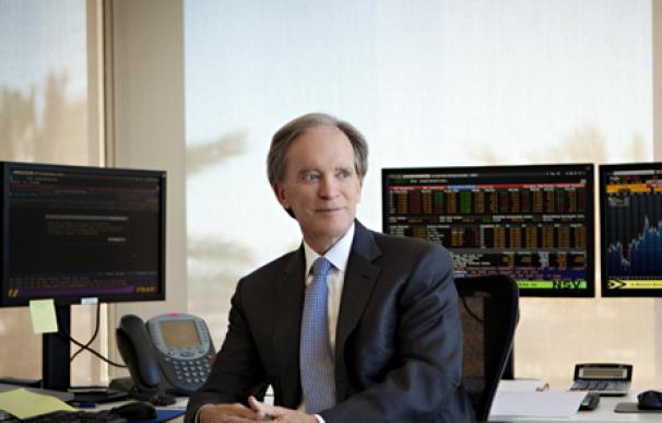 Bill Gross, fundador de Pimco y Janus.
