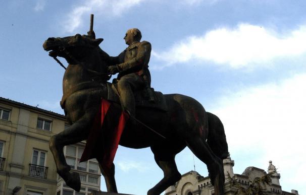 La retirada de símbolos franquistas, a debate este miércoles en el Congreso