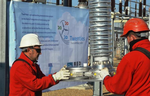 REE prepara un plan de inversión de 7.000 millones.