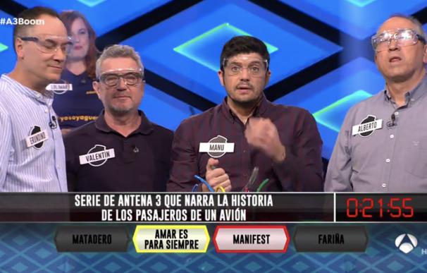 Los Lobos Antena 3
