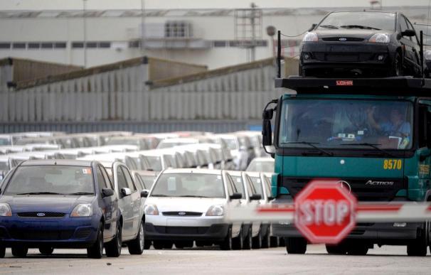 Las fábricas españolas de coches cierran el trimestre con registros estables