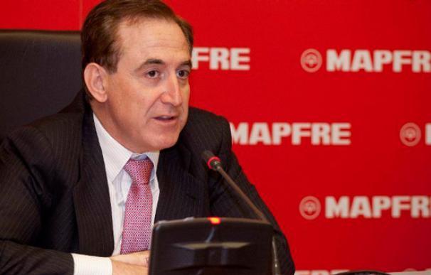 El presidente del grupo Mapfre, Antonio Huertas / EFE