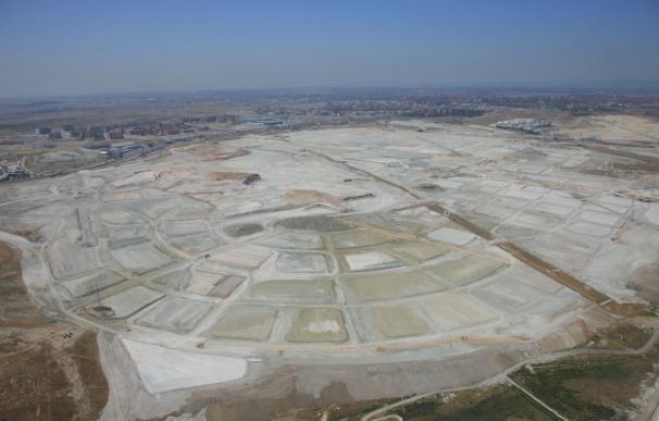 Imagen del desarrollo urbanístico de Los Berrocales