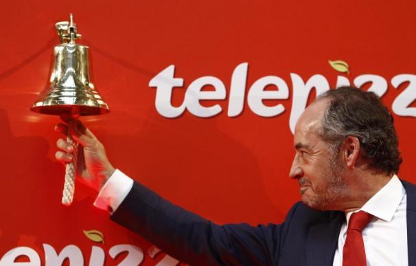 Pablo Juantegui preside Telepizza desde su salida a bolsa.