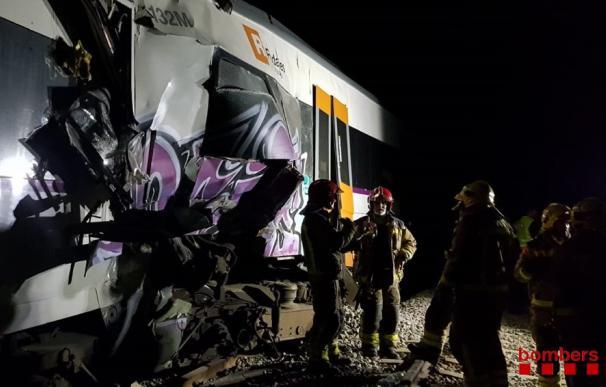 Accidente tren Rodalies