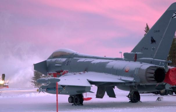 Con casi 500 aviones en servicio solo en Europa, el Eurofighter es la columna vertebral de la capacidad aérea de combate.