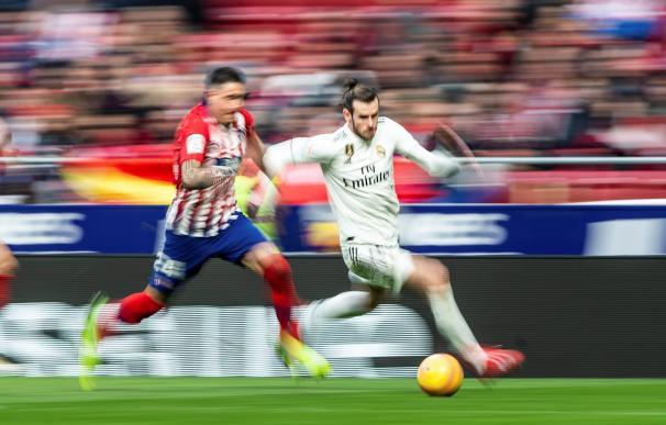 Bale anotó el 1-3 para sentenciar el duelo.