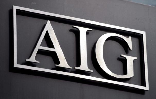 Logo de AIG / EFE