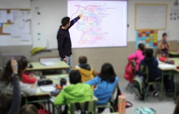 Imagen de recurso de un profesor
