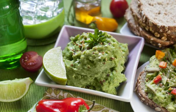 El guacamole, una salsa cada vez más vendida