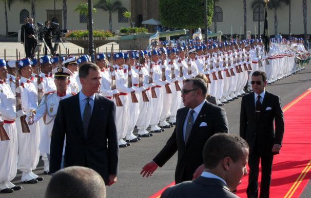 El Rey de Marruecos anuncia a Felipe VI que ha ratificado el acuerdo de pesca con la UE