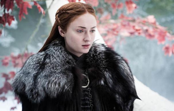 Fotografía de Sansa Stark.
