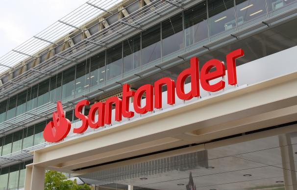 Banco Santander, sede