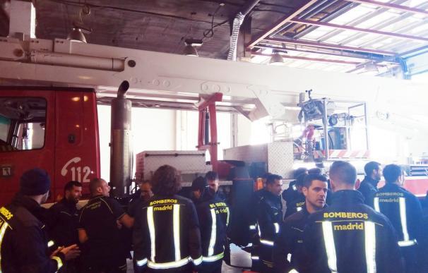 """La cúpula de bomberos en Madrid dimite por las """"purgas"""" del concejal de seguridad"""