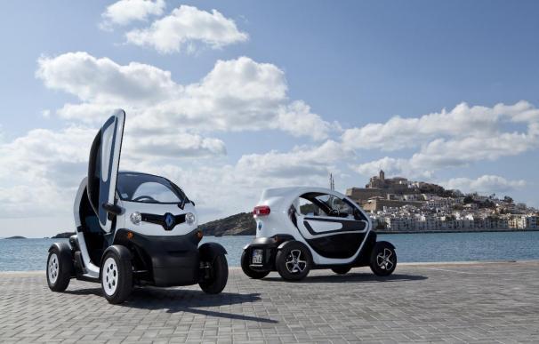Renault inicia la comercialización en España del eléctrico Twizy