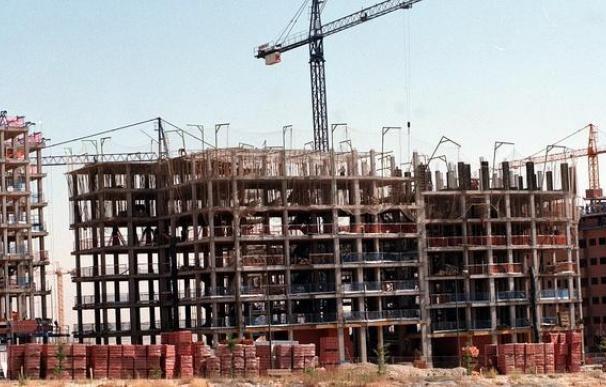 Fotografía de vivienda en construcción / EFE