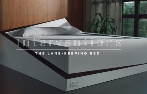 La cama de Ford aún es sólo un prototipo.