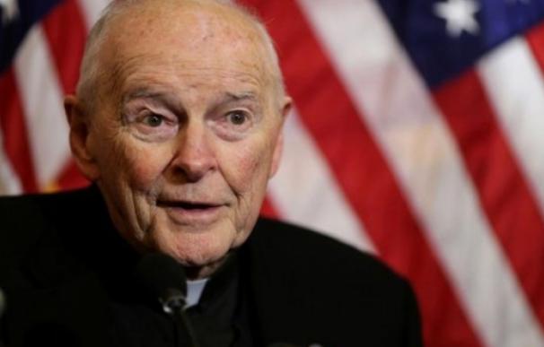 El excardenal Theodore McCarrick, arzobispo emérito de Washington (EFE)