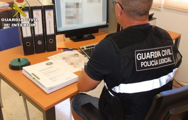 Policía Judicial de la Guardia Civil