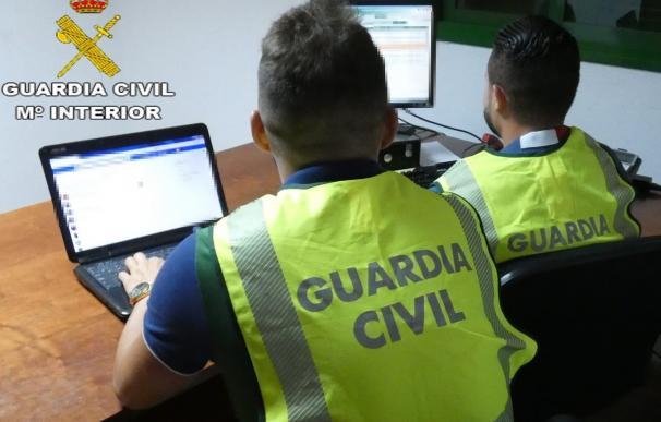 Más de 300 guardias civiles participan en una operación contra el narcotráfico en Andalucía