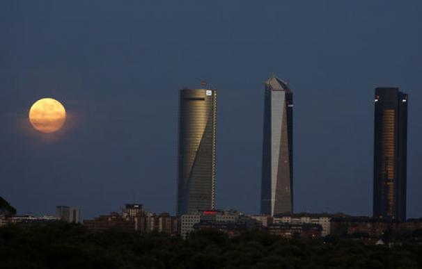 El mes de agosto se despide con una superluna