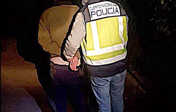 detenido en un barranco del sur de Gran Canaria a Juan Francisco Mejías
