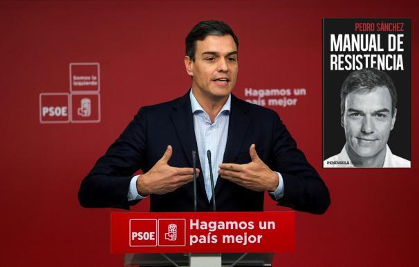 El libro de Pedro Sánchez 'Manual de Resistencia'