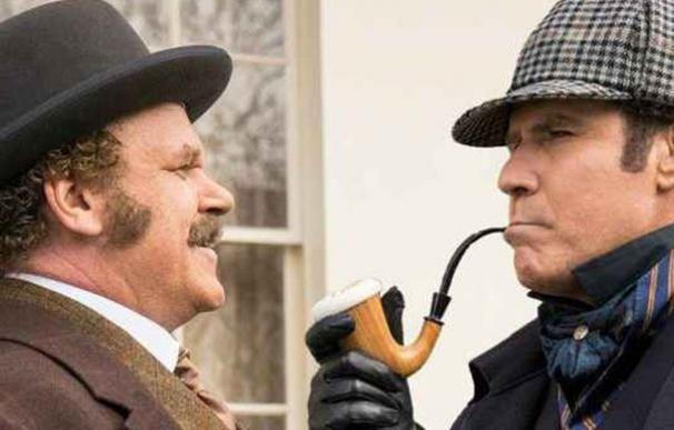 'Holmes & Watson' es elegida la peor película del pasado año por los Razzies