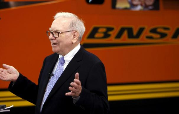 El empresario Warren Buffett / EFE