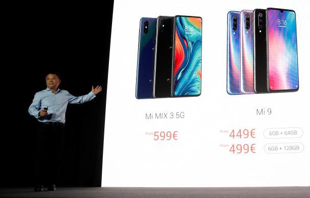 El vicepresidente ejecutivo de Xiaomi, Xiang Wang / EFE