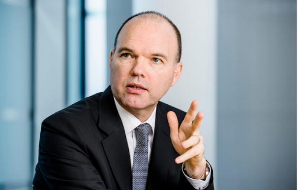 Nick Read, consejero delegado de Vodafone