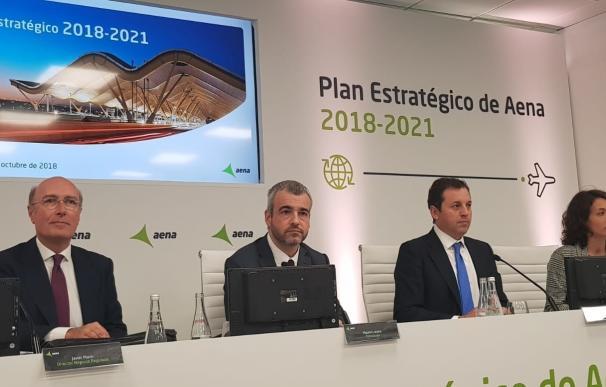 Aena, presentación plan estratégico 2018-2021 / EP