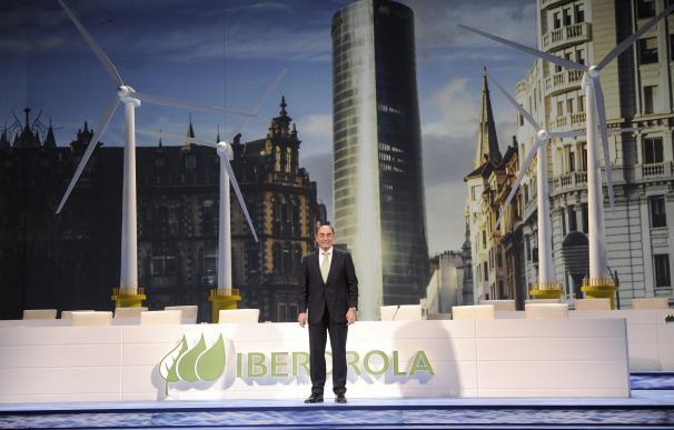 El presidente de Iberdrola, Igancio Galán