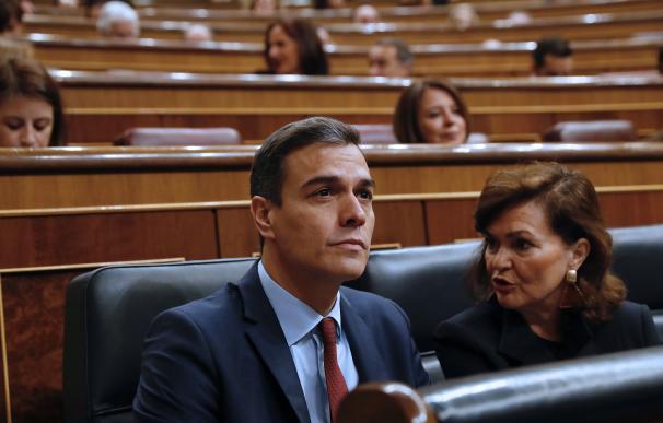Sánchez anuncia las medidas de contingencia por el 'Brexit'