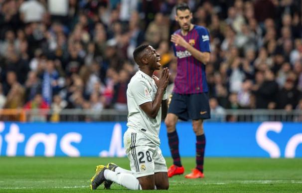 Real Madrid Barcelona, Copa del Rey